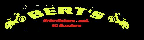 Logo Bert's Bromfietsen