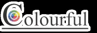 Logo Colourful