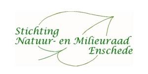 Logo Stichting Natuur- en Milieuraad Enschede