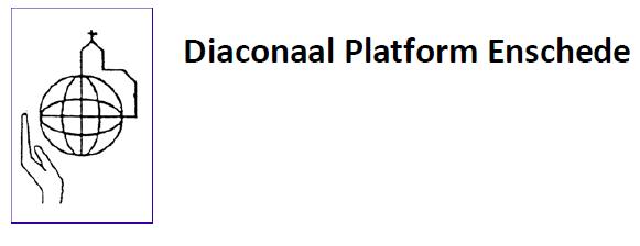 Logo diaconaal platform enschede