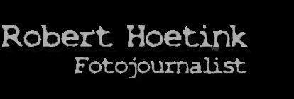 Logo Fotojournalist Robert Hoetink