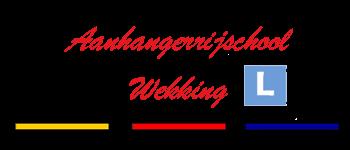 Logo Aanhangerrijschool W. Wekking
